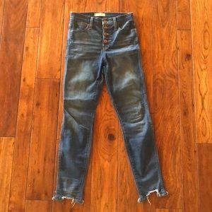 Madewell Jeans Skinny